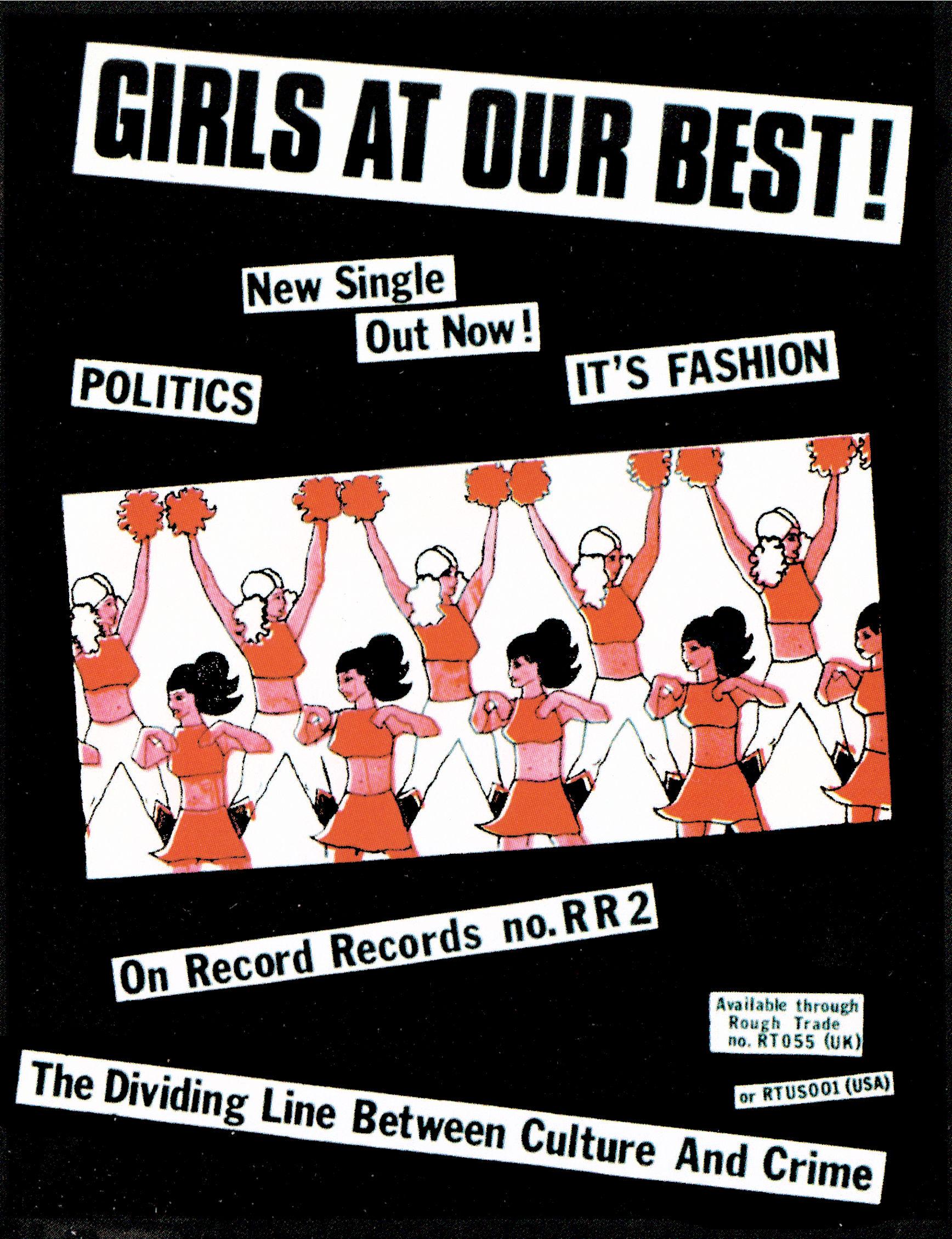 Politics single flyer